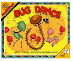 bug dance book cover